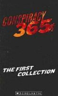 Book Cover of Conspiracy 365 The First Collection by Gabrielle Lord