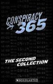 Book Cover of Conspiracy 365 The Second Collection by Gabrielle Lord