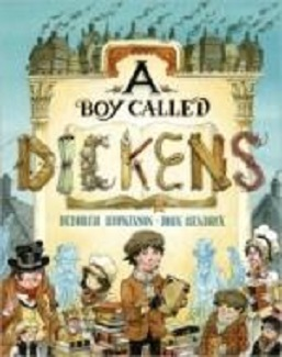 Book Cover of A Boy Called Dickens by Deborah Hopkinson
