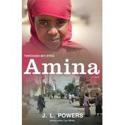 Book Cover of Amina:  Through My Eyes by J.L. Powers