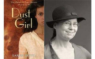 Book Cover of Dust Girl by Sarah Zettel