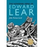 Book Cover of The Nonsense Verse of Edward Lear illustrated by John Vernon Lord