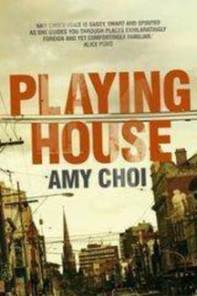 Book Cover of Playing House by Amy Choi