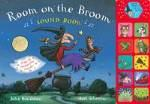 Book Cover of Room on the Broom Sound Book by Julia Donaldson and Axel Scheffler
