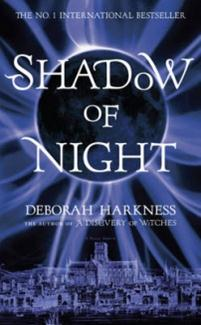 Book Cover of Shadow of Night by Deborah Harkness