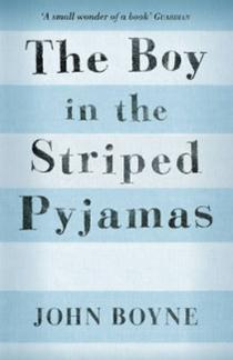 Book Cover of The Boy in the Striped Pajamas by John Boyne