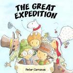 Book Cover of The Great Expedition by Peter Carnarvas