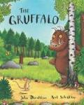 Book Cover of The Gruffalo by Julia Donaldson and illustrated by Azel Scheffler