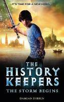 Book Cover of The History Keepers by Damian Dibben