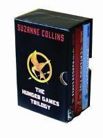 Book Cover of The Hunger Games Trilogy (The Hunger Games) by Suzanne Collins