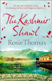 Book Cover of The Kashmir Shawl by Rosie Thomas
