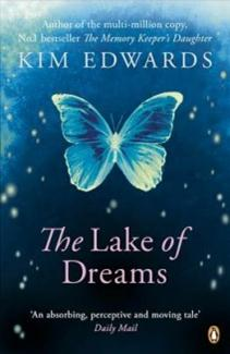 Book Cover of The Lake of Dreams by Kim Edwards
