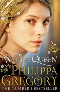 Book Cover of The White Queen by Philippa Gregory