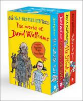Book Cover of The World of David Walliams by David Walliams