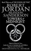 Book Cover of Towers of Midnight by Robert Jordan and Brandon Sanderson