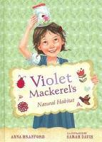Book Cover of Violet Mackerel's Natural Habitat by Anna Branford
